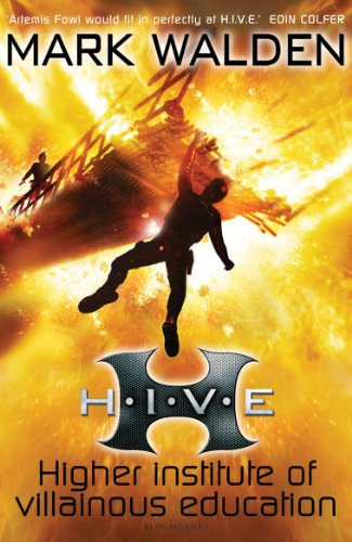 H.I.V.E. : Higher Institute of Villainous Education