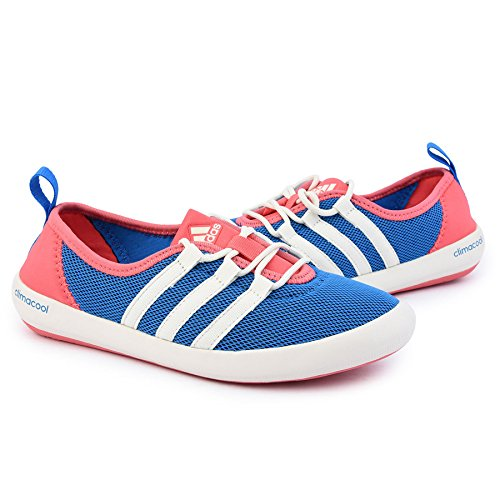 Adidas climacool Boat Sleek AF6083 Womens Water sports shoes / Sailing shoes / Boat shoes Blue 6.5 UK