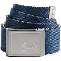 Under Armour UA Men's Webbing 2.0 Belt, cinturón para hombre, accesorio para hombre hombre