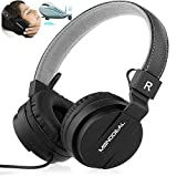 Best Noise Cancelling Headphones For Airplanes - Active Noise Cancelling Headphones with Mic, Monodeal Lightweight Review