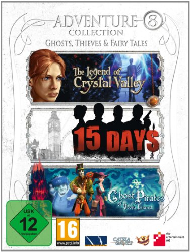 Adventure Collection 8: Ghosts, Thieves & Fairy Tales