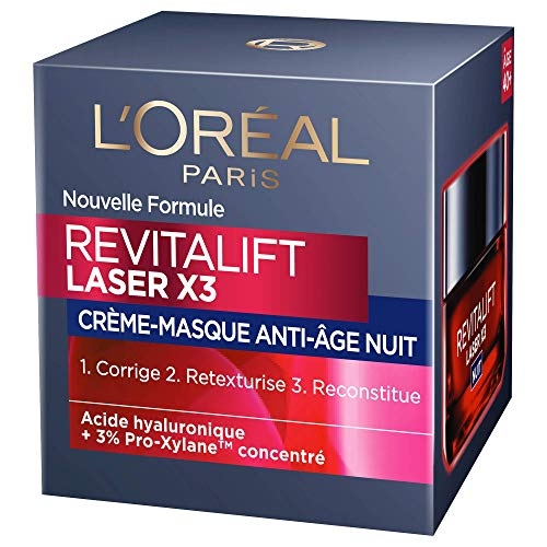 L'Oréal Paris Revitalift Láser x3- Crema antiedad