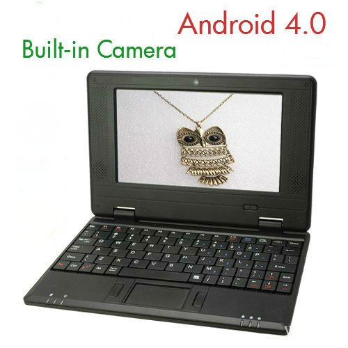 New 2012 model Mini Laptop Notebook 7