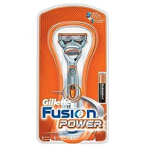 Gillette Fusion Stealth Power Razor