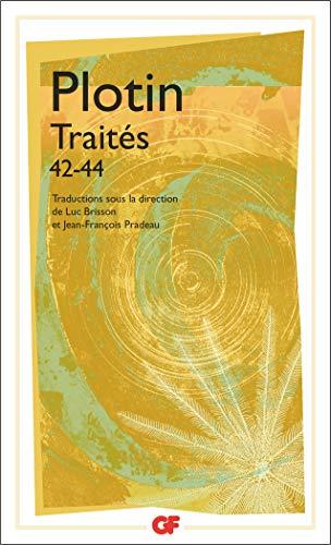 Traités 42-44 : Sur les genres de l'être