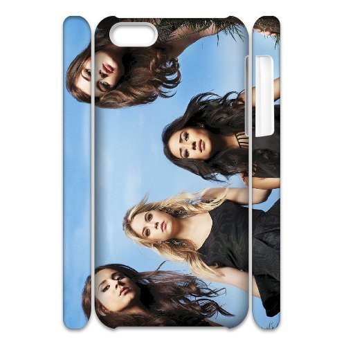 LP-LG Phone Case Of Pretty Little Liars For Iphone 4/4s [Pattern-6] Pattern-2