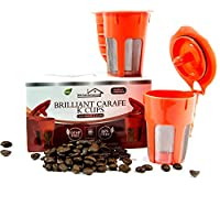 Compatible & Refillable with Keurig coffee filter