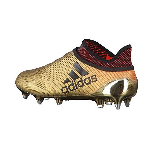 adidas Tagome Solred Tagome X Cblack Cblack Gold SG Solred Fußballschuhe Herren 17 rnZwAYrq