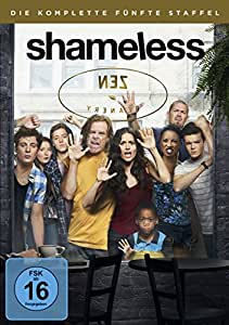 Shameless - Die komplette 5. Staffel [3 DVDs]: Amazon.de