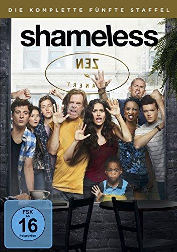 Bild von Shameless - Die komplette 5. Staffel [3 DVDs]