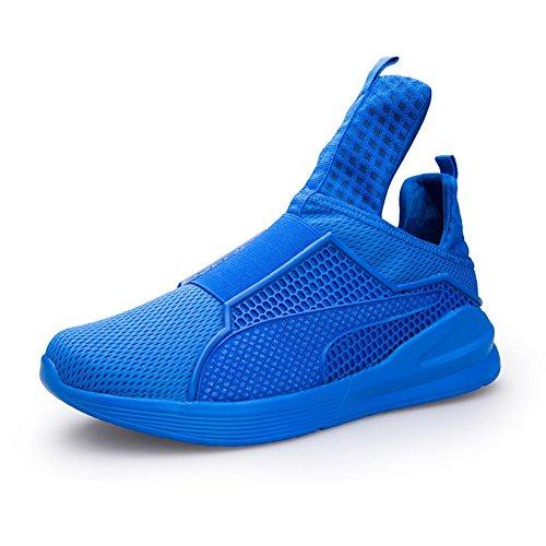 SONGYUNYANLoisirs de plein air haute mode respirant sport chaussures Blue