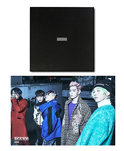 BIGBANG [MADE THE FULL ALBUM] KPOP CD + Official Poster + Photo Book + Photo Card + Puzzle Ticket + Puzzle Ticket Pad + Special Gift