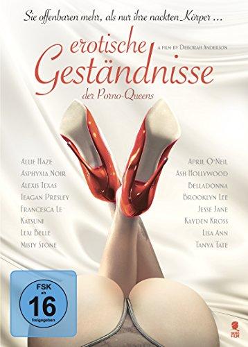 Erotische Geständnisse der Porno-Queens - Sie offenbaren mehr, als nur ihre nackten Körper...
