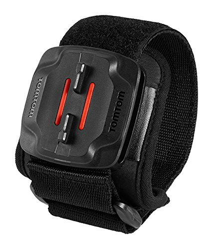 TomTom Supporto da polso indossabile per Bandit Action Camera, Nero