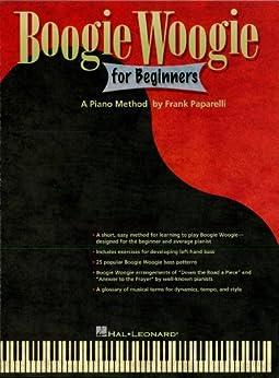 Boogie Woogie for Beginners Songbook par [Paparelli, Frank]