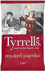 Tyrrells Smoked Paprika Crisps - 150g (1)