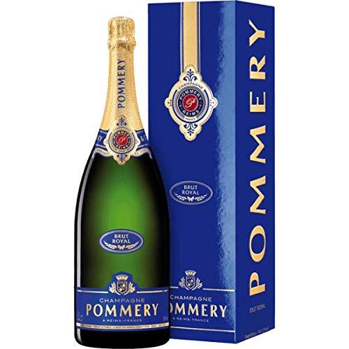 Regalo Magnum Champagne Brut Royal Pommery - Il Piacere di Regalare Champagne - Cod. 329
