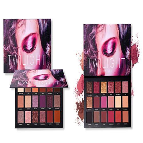 Women Best Gift! Beisoug 18 Color Waterproof Lidschattenplatte Puder Matt Lidschatten Kosmetik...