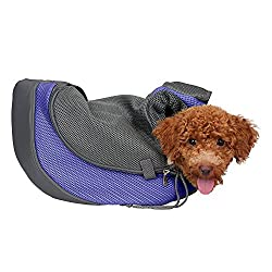 LWVAX Small Pet Dog Cat Kitty Carry Carrier Outdoor Travel