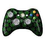 Rapid Fire Benutzerdefinierte Microsoft Xbox 360 Wireless Regler Modded Xbox 360 Regler - Weed - COD Erweiterte Warfare, Schicksal, GEISTER Zombie Auto Aim, Drop Shot, Fast Reload und mehr