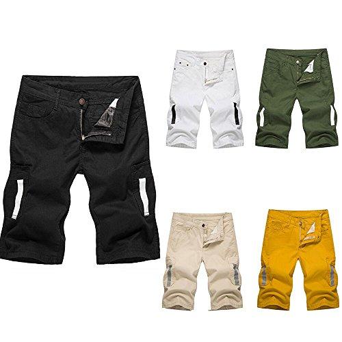 bel design nuovi prezzi più bassi disponibile Styledresser-Pantaloncini Pantaloncini per Sport uomo, Bermuda Cotone  Fitness, sportivi da allenamento fitness da Uomo palestra, allenamento &  tempo ...