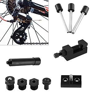 ATV Motorcycle Scoot Bike Heavy Duty Chain Breaker Cutter Riveting Tool Kit 520/525/530/630