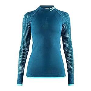 Craft Damen Warm Intensity Cn Long Sleeve Jersey