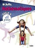 Mathématiques 5e-4e-3e Cycle 4 Delta : livre de l'élève -...