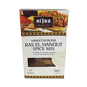 Alfez Ras El Hanout Spice Mix, 42g