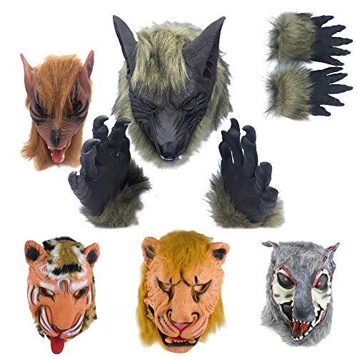 Halloween Customes Für Männer - SilenceID Halloween Scary Mask Halloween Horror