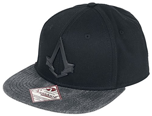 Assassin's Creed – Syndicate Cap / Kappe im Metal Stil