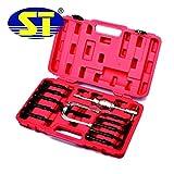 Special Tools Innenlager Grundloch Lager Abzieher Set Sackloch Auszieher Werkzeug mit Gleithammer Innenlagerabzieher-Set