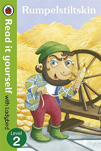 Rumpelstiltskin - Read it yourself with Ladybird: Level 2 (Read It Yourself Level 2)