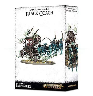 Warhammer Age of Sigmar Black Coach