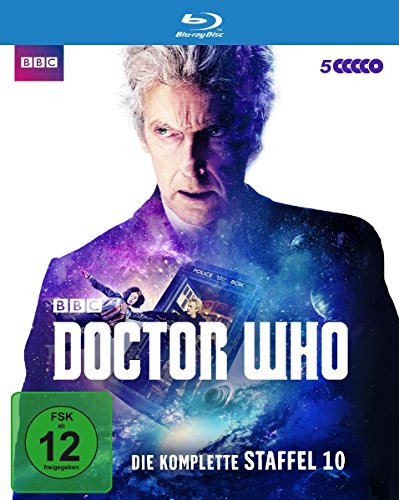 Doctor Who - Die komplette 10. Staffel [Blu-ray] (Who Series 8 Doctor)