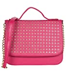 ADISA SL5004 hot pink party girls sling bag