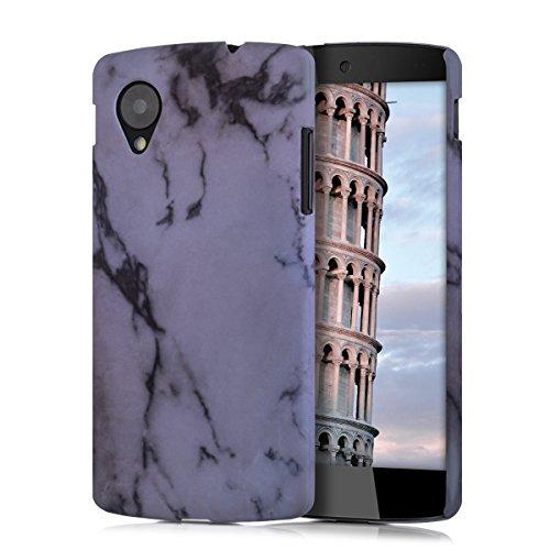 kwmobile LG Google Nexus 5 Hülle - Handyhülle für LG Google Nexus 5 - Handy Case Cover Schutzhülle