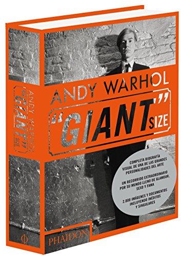 Portada del libro Andy Warhol.