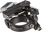 SHIMANO 2013 Deore Front Derailleur Silver Dual Pull