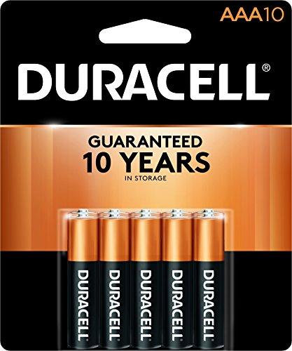 Coppertop Alkaline Batteries, AAA, 10/Pack - Coppertop Alkaline-batterien