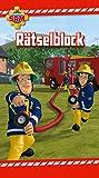 Feuerwehrmann Sam: Mein geniales Kreativset: Malblock, Rätselblock, 12 Buntstifte für Feuerwehrmann Sam: Mein geniales Kreativset: Malblock, Rätselblock, 12 Buntstifte