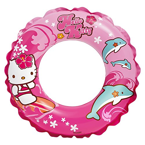 Intex  Bouée illustrée Hello Kitty