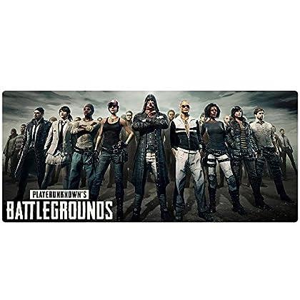 Beyme PUBG Alfombrillas de Ratón Gaming, XLL ( ...