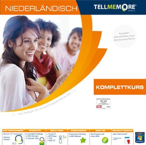 Tell me More - Komplettkurs Niederländisch (A1) - (B2)