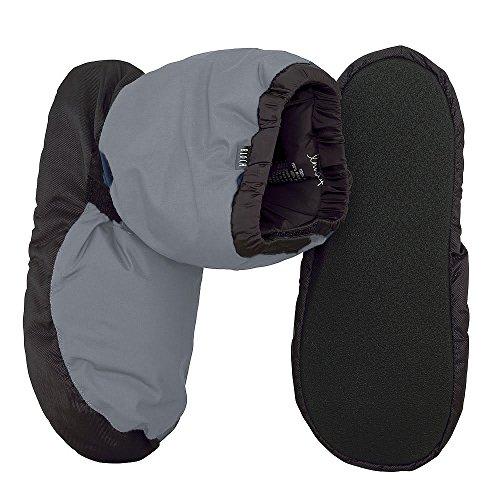 Bloch Danza Warm Up Boots Grigio chiaro