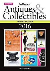 Warman's Antiques & Collectibles 2016 Price Guide (Warman's Antiques and Collectibles Price Guide)