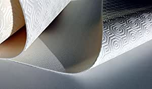 Protège-Table PVC Blanc épaisseur 2,2mm vendu au mètre 140cmx100cm