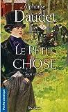 Le petit chose - Editions De Borée - 10/05/2013