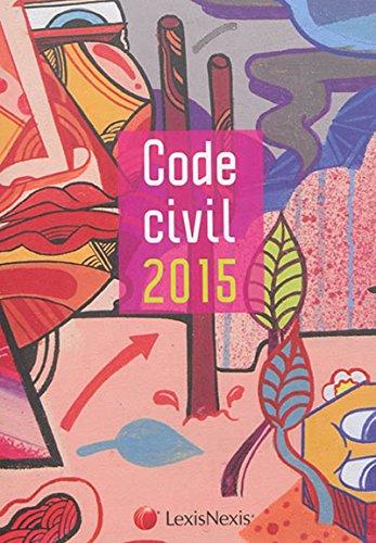 code civil 2015 Jaquette Sickboy
