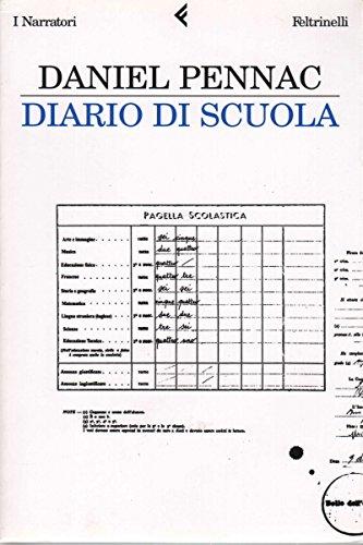 DIARIO DI SCUOLA,DANIEL PENNAC
